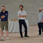 opening - primi tre moschettieri - foto a. montresor