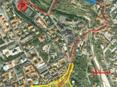 belluno bunker in via vittorio veneto - urban location