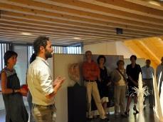 opening-la-paleontological museum rinaldo zardini - cortina d'ampezzo - la cura dello sguardo (summer 2013) - photo e. bertaglia-dello-sguardo_de-bigontina-e-dinca-levis_foto-e-bertaglia
