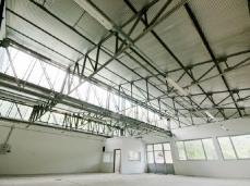 dc next - taibon block - la nuova fabbrica - spazi interni, prima