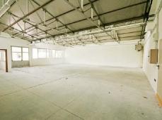 dc next - taibon block - la nuova fabbrica - spazi espositivi, prima dell'inizio - APL est _ foto giacomo de dona