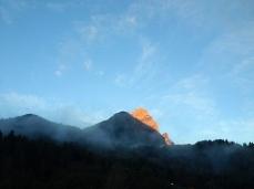 dal blocco di taibon_alba estiva sul monte agner