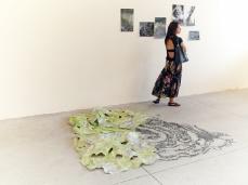 blocco di taibon - spazi industriali divantati espositivi - foto g. de dona