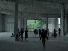sass muss 2011,schiara borsa gialla building  - photo a. montresor
