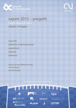 2 maggio_vajont 2015 progetti