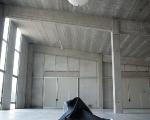 alessandro dal pont, you are here (sass muss) 2011, stampa plotter su carta, corda, pallone gonfiato ad elio, 800 x 500 x 250 cm, courtesy dell'artista, foto a. montresor
