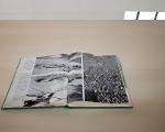cristian chironi, cutter, (le alpi; hymalaia; dolomiti; monte bianco) libri d'artista intagliati a mano, misure differenti per ciascuno, courtesy dell'artista, 2010-11, foto a. montresor
