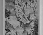 fulvio di piazza, senza titolo, grafite su carta, 29x21 cm, 2011 - foto a. montresor