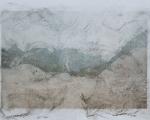 laura pugno, esitando I abrasione di stampa fotografica, 60x84 cm, 2011, foto a. montresor