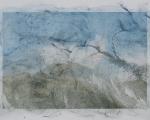 laura pugno, esitando II abrasione di stampa fotografica, 60x84 cm, 2011, foto a. montresor