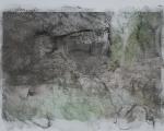 laura pugno, esitando IV abrasione di stampa fotografica, 60x84 cm, 2011, foto a. montresor