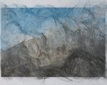 laura pugno, esitando V abrasione di stampa fotografica, 60x84 cm, 2011, foto a. montresor