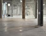 ludovico bomben, senza titolo (piedritto), 2011, cemento, legno, installazione site specific, courtesy dell'artista, foto. e. bertaglia