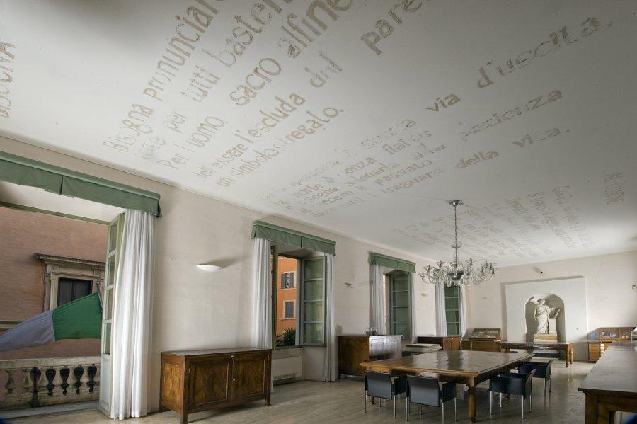 Dolomiti contemporanee laboratorio d 39 arti visive in for Di giuseppe arredamenti roma