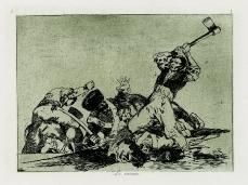 francisco goya - desastres de la guerra, lo musmo