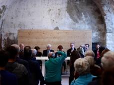 Apertura Forte di Monte Ricco.  Foto: Nicola Noro