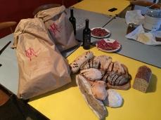 iTre a tavola (a Borca su Gellner) con Panificio Marcon: lunga vita ai partner intelligenti di Dolomiti Contemporanee