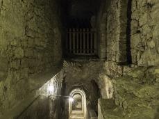 forte di monte ricco - percorsi sotterranei - foto giacomo de donà