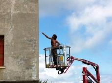 open in painting_primo giorno_kabu_rifugio brigata alpina cadore