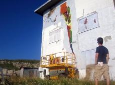 open in painting_davide zucco_rifugio brigata alpina cadore