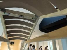 """""""the inner outside (bivouacs)"""", opening allo spazio di casso, 18 luglio, installazione di filippo manzini - foto giacomo de donà"""