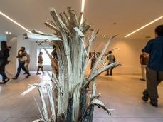 """""""the inner outside (bivouacs)"""", opening allo spazio di casso, 18 luglio - foto giacomo de donà"""