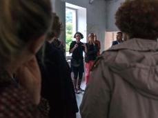 Ex Cartiera di Vas, Opening Paper weight, nella stanza delle condivisioni Beatrice Meoni.  Foto: Giacomo De Donà