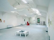 Ex Cartiera di Vas, Opening Paper weight, spazi Lacharta. Foto: Giacomo De Donà