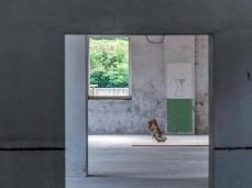 Ex Cartiera di Vas, Opening Paper weight, quinte, scenari, paesaggio.  Foto: Giacomo De Donà