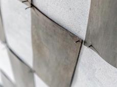 Ex Cartiera di Vas, Opening Paper weight, Geometrie imperfette,Elena Carozzi. Foto: Giacomo De Donà