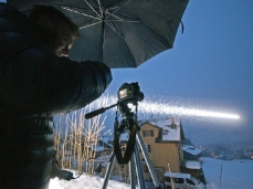 La fine del confine – 5 marzo 2013 – Cortina d'Ampezzo/Tofana di Rozes - Foto Giacomo De Dona