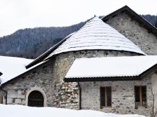 valle imperina, edificio forni fusori, foto sergio casagrande