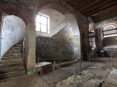 valle imperina, edificio forni fusori, foto giacomo de dona