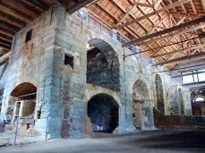 valle imperina, edificio forni fusori