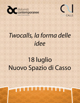 twocalls, la forma delle idee_thumb
